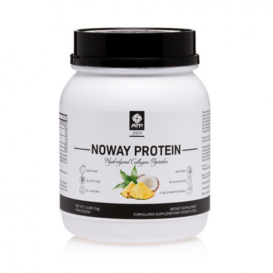 مکمل پروتئین Noway Protein با طعم نارگیل آناناس